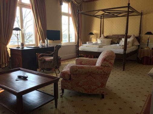 尼德兰德斯彻酒店 - 什未林 - 睡房