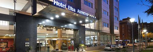 厄尔巴阿尔梅里亚商务会议酒店 - 阿尔梅利亚 - 建筑