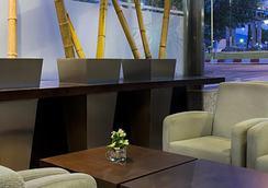 厄尔巴阿尔梅里亚商务会议酒店 - 阿尔梅利亚 - 大厅