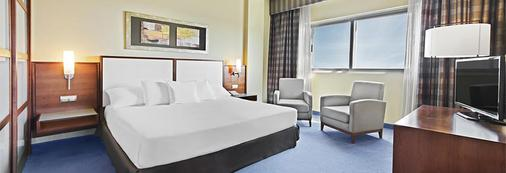 厄尔巴阿尔梅里亚商务会议酒店 - 阿尔梅利亚 - 睡房