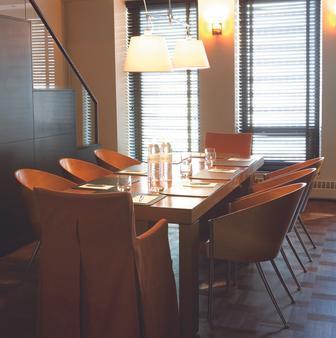 蒙特利尔日耳曼酒店 - 蒙特利尔 - 餐厅