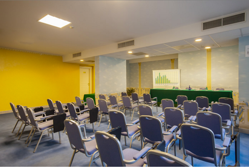 戴玛希米公园酒店 - 罗马 - 会议室