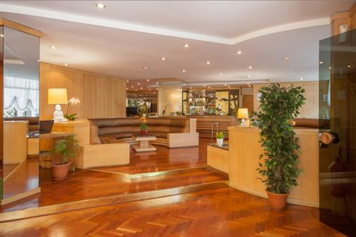 戴玛希米公园酒店 - 罗马 - 大厅