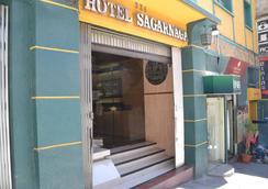 萨迦纳迦酒店 - 拉巴斯 - 建筑