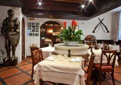 莱萨姆雷酒店 - 日内瓦 - 餐馆