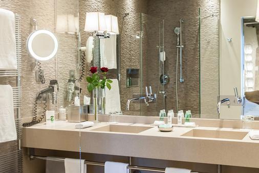 莱萨姆雷酒店 - 日内瓦 - 浴室