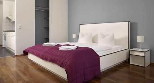 卡里托公寓式酒店 - 柏林 - 睡房