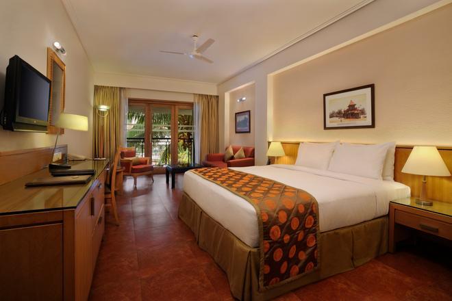 果阿邦希尔顿逸林酒店-阿波拉-巴加 - 阿伯来 - 睡房
