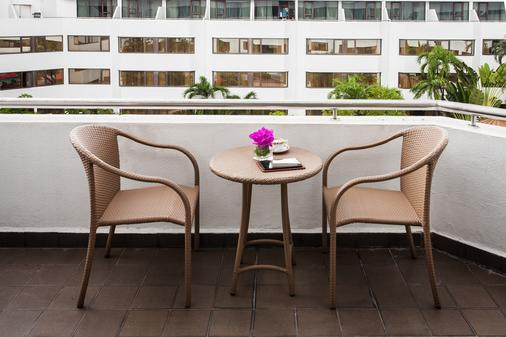 曼谷廊曼机场阿玛瑞酒店 - 曼谷 - 阳台