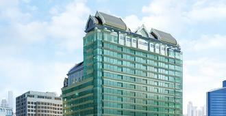 曼谷兰开斯特酒店 - 曼谷 - 建筑