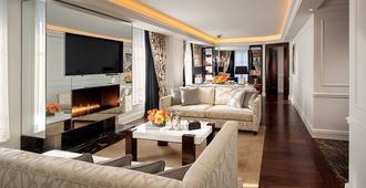卡佩拉华盛顿乔治敦酒店 - 华盛顿 - 客厅