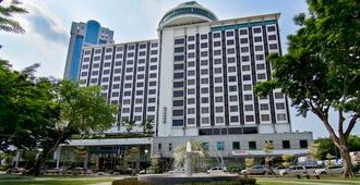 槟城乔治市湾景酒店 - 乔治敦 - 建筑
