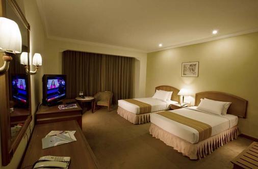 槟城乔治市湾景酒店 - 乔治敦 - 睡房