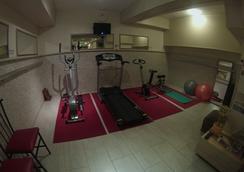 谷切伊兹密尔酒店 - 伊兹密尔 - 健身房