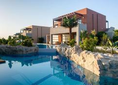 阿斯蒂尔奥德修斯科斯度假村和Spa中心 - 蒂加基 - 建筑