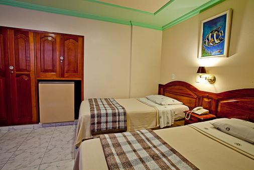 克里斯塔尔酒店 - 马瑙斯 - 睡房