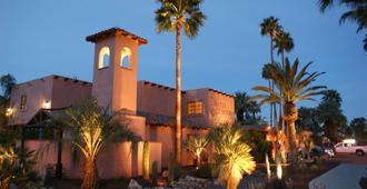 加州酒店 - 棕榈泉 - 建筑