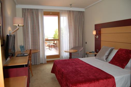 阿巴花园酒店 - 巴塞罗那 - 睡房