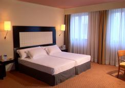 阿巴布尔戈斯酒店 - 布尔戈斯 - 睡房