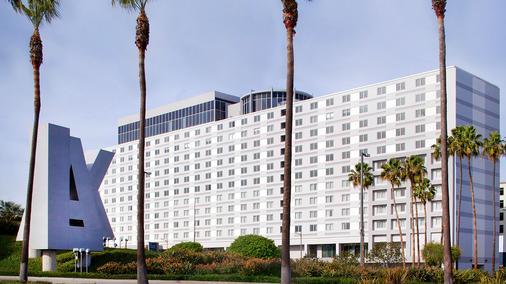 洛杉矶机场广场酒店-凯悦酒店联盟 - 洛杉矶 - 建筑