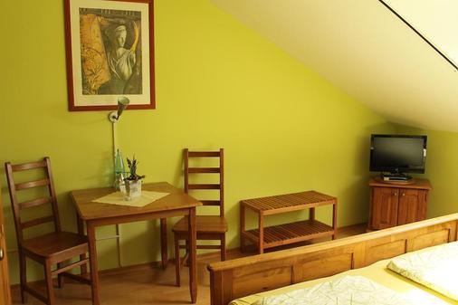 阿米诺膳食公寓酒店 - 拉斯特 - 睡房