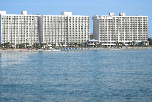 皇冠珊瑚礁海滩度假村及水上乐园 - 默特尔比奇 - 建筑