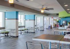 皇冠珊瑚礁海滩度假村及水上乐园 - 默特尔比奇 - 餐馆