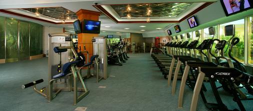 南极点赌场与温泉酒店 - 拉斯维加斯 - 健身房