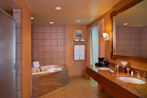 南极点赌场与温泉酒店 - 拉斯维加斯 - 浴室