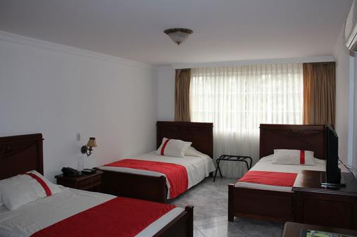 艾索尔酒店 - 卡利 - 睡房