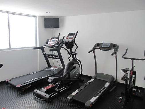 艾索尔酒店 - 卡利 - 健身房