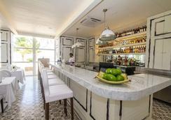 卡萨布兰卡酒店 - San Andrés - 酒吧