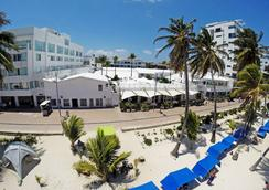 卡萨布兰卡酒店 - San Andrés - 建筑