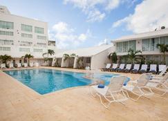 卡萨布兰卡酒店 - 圣安德列斯 - 游泳池