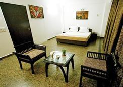 Hotel Vm residency - 新德里 - 睡房