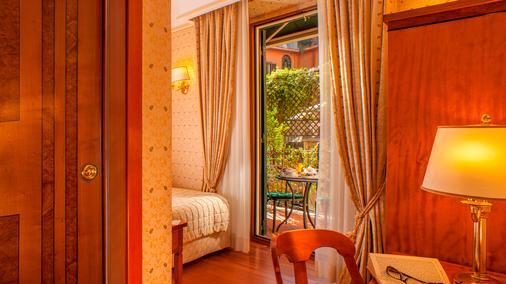 皮拉内西酒店 - 罗马 - 睡房