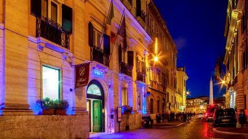 皮拉内西酒店 - 罗马 - 建筑