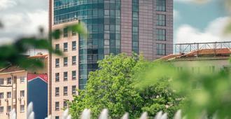 索非亚罗斯林中央公园酒店 - 索非亚 - 建筑