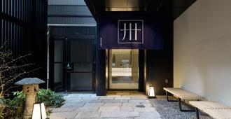 美满如家酒店东京赤坂 - 东京 - 酒店入口
