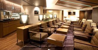 大阪格兰比亚大酒店 - 大阪 - 休息厅