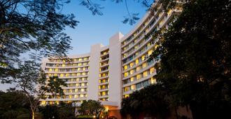 孟买湖畔小木屋-万豪行政公寓 - 孟买 - 建筑