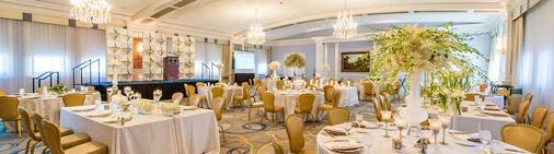 哥伦比亚俱乐部酒店 - 印第安纳波利斯 - 宴会厅