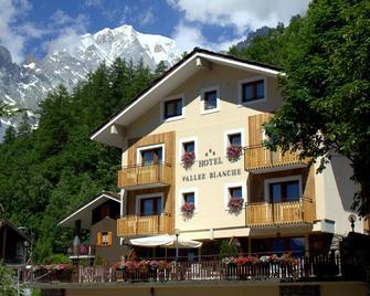 白色山谷酒店 - 库马约尔 - 建筑