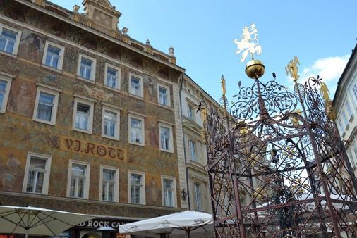 布拉格罗特酒店 - 布拉格 - 建筑