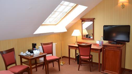 布拉格罗特酒店 - 布拉格 - 客厅