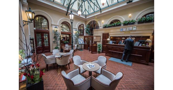 布拉格罗特酒店 - 布拉格 - 大厅