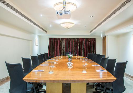 Hotel Sitara - 海得拉巴 - 会议室