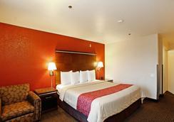 安大略机场红顶酒店 - 安大略 - 睡房