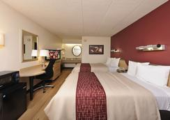 图森北红屋顶酒店 - 马拉纳 - 土桑 - 睡房