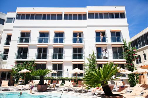 普利茅斯南海滩酒店 - 迈阿密海滩 - 建筑